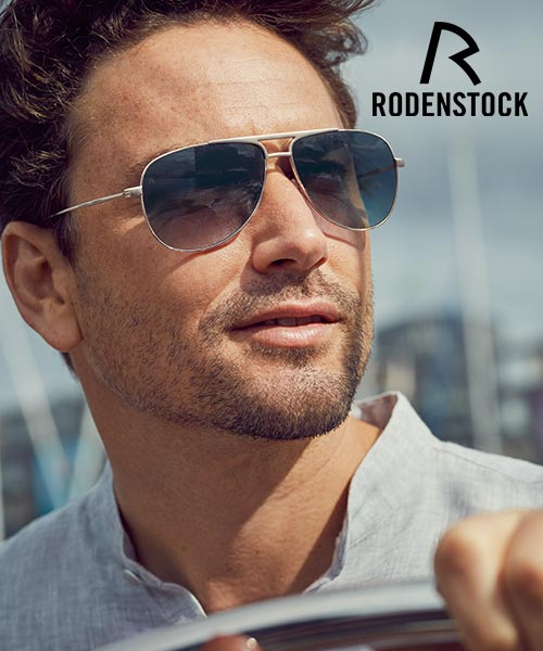 5fb8493a12ca45 Ga voor een modieuze Rodenstock zonnebril op sterkte