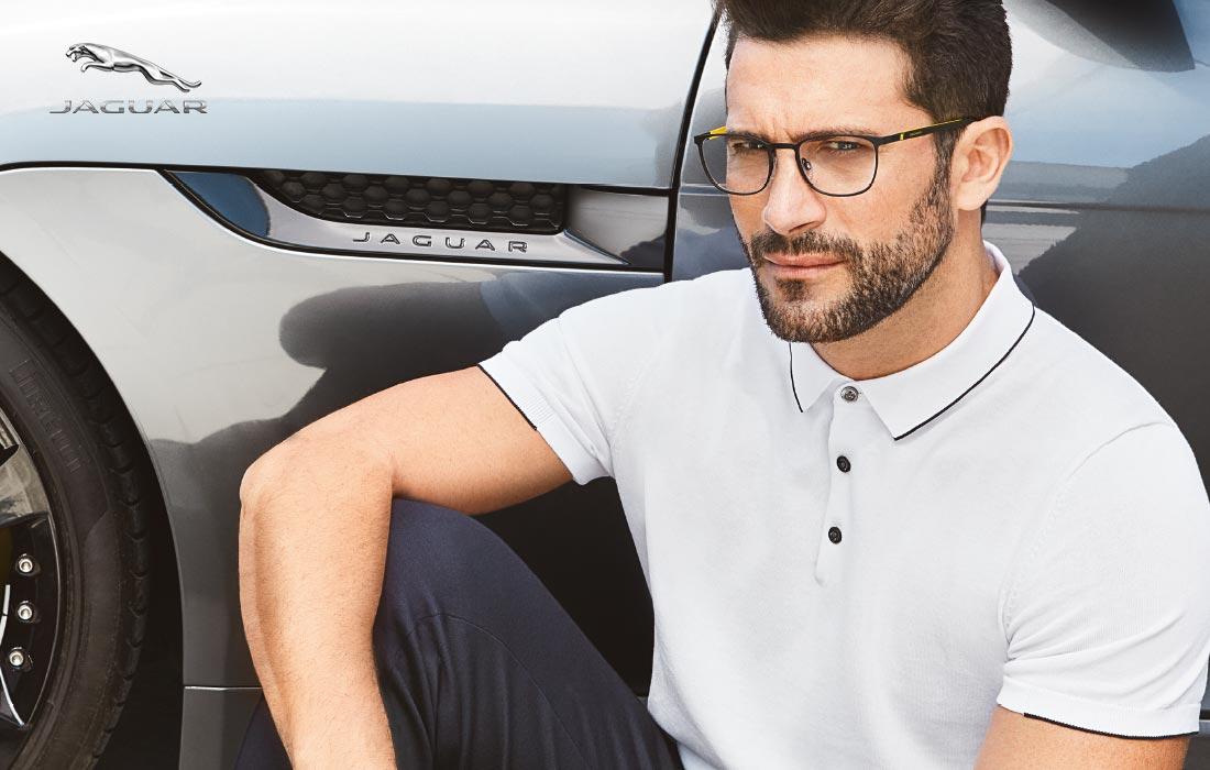 6e331363319 Jaguar brillen: luxe elegantie voor de stijlvolle man | Wezep